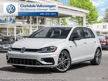 2019 Volkswagen Golf R 5-Dr 2.0T 4MOTION 6sp