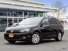 2014 Volkswagen Golf wagon 2.0 TDI Trendline 6sp