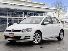 2016 Volkswagen Golf Comfortline