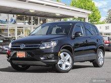 2013 Volkswagen Tiguan Trendline 6sp at Tip 4M