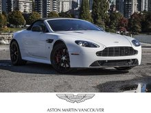 2014 Aston Martin V8 Vantage S Roadster Sportshift II