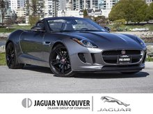 2017 Jaguar F-Type Convertible at