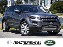 2015 Land Rover Range Rover Evoque Pure