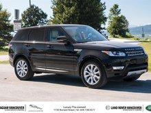 2015 Land Rover Range Rover Sport V6 HSE
