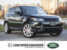 2015 Land Rover Range Rover Sport V8 Supercharged Dynamic