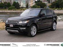 2016 Land Rover Range Rover Sport V8 Supercharged
