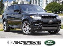 2016 Land Rover Range Rover Sport V8 Supercharged Dynamic