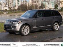 2016 Land Rover Range Rover V8 Supercharged LWB