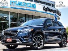 2016 Mazda CX-5 GT Tech   Sunroof   Htd Sts   Bose   Navi   Lthr