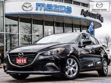 Mazda Mazda3 Sport GX   Push Start   Bluetooth   Keyless   A/C 2015