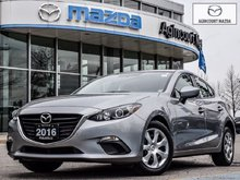 Mazda Mazda3 Sport GX   Bk up Cam   Push start   Bluetooth   USB 2016