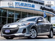 Mazda3 GS   No Accidents   Htd Sts   Tints   Bluetooth 2013
