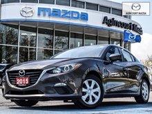 Mazda Mazda3 GX   Bluetooth   Push Start   Keyless   A/C 2015