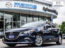 Mazda3 GS   No Accidents   Heated Seats   Rear Camera 2015