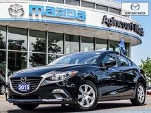 Mazda3 GX   Bluetooth   Keyless   Push Start   A/C 2015