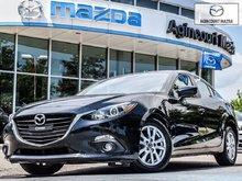 Mazda3 GS   Sunroof   Navi   Htd Sts   Rear Camera 2015