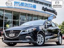 2016  Mazda3 GS   No Accidents   Heated Seats   Rear Camera