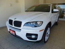 2012 BMW X6 AWD 4dr 35i