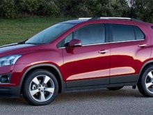2014 Chevrolet Trax AWD 4dr LTZ