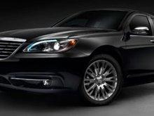2012 Chrysler 200 4dr Sdn Touring