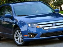 2010 Ford Fusion 4dr Sdn I4 SE FWD