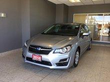 2016 Subaru Impreza 4dr Sdn CVT 2.0i