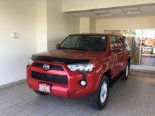 2016 Toyota 4Runner 4WD 4dr V6 SR5