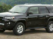 2019 Toyota 4Runner 4WD