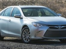 2016 Toyota Camry 4dr Sdn I4 Auto XLE