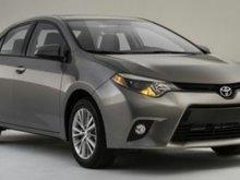 2015 Toyota Corolla 4dr Sdn Man CE