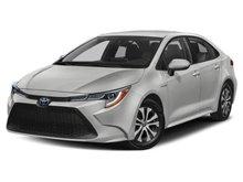 2020 Toyota Corolla COROLLA LE