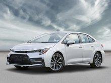 2020 Toyota Corolla SE UPGRADE