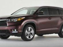 2016 Toyota Highlander AWD 4dr Limited