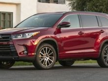 2018 Toyota Highlander AWD Limited