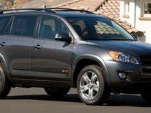 2010 Toyota RAV4 4WD 4dr I4 Base