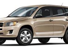 2011 Toyota RAV4 2WD 4dr I4 Base