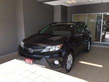 2013 Toyota RAV4 AWD 4dr Limited