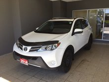 2014 Toyota RAV4 FWD 4dr XLE