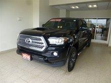2016 Toyota Tacoma 4WD Double Cab V6 Auto SR5