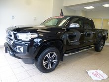 2016 Toyota Tacoma 4WD Double Cab V6 Limited
