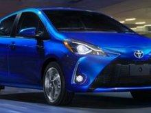 2019 Toyota Yaris Hatchback 5dr SE Auto