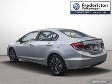 2014 Honda Civic Sedan EX 5MT