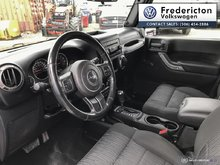 2011 Jeep Wrangler Unlimited Sport 4D Utility 4WD