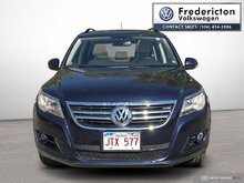 2011 Volkswagen Tiguan Highline 6sp at Tip 4M