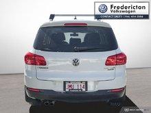 2016 Volkswagen Tiguan Highline 2.0T 6sp at w/ Tip 4M