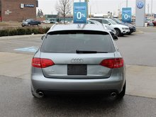 2011 Audi A4 2.0T Premium  AWD  Leather  Roof  Mem Seats
