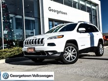 2017 Jeep Cherokee LIMITED   REMOTESTART   ALLOYS   REARCAM