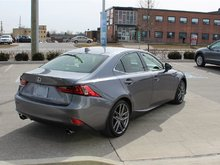 2014 Lexus IS IS 250  1 Owner  Navi  Red Leather Roof