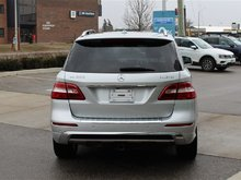 2012 Mercedes-Benz M-Class ML 350/NAVI/LEATHER/ROOF/WINTER TIRES/NO ACCIDENT