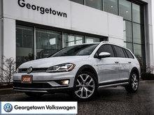 2018 Volkswagen GOLF ALLTRACK 4MOTION   DSG   ROOF   NAV   FENDER   CPO